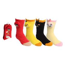 Angry Birds Angry Birds Ladies Travel Socks 'Softee' [4 styles i