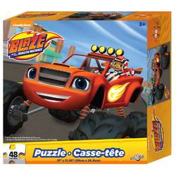 Blaze Blaze and the Monster Machines 48-Piece Puzzle