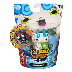 Yo-Kai Watch Yo-kai Watch Medal Moments Komasan