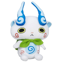Yo-Kai Watch Yo-Kai Watch - Plush Figures Komasan