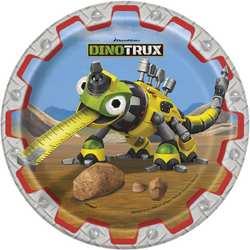 Dinotrux Dinotrux 7 Inch Dessert Plates [8 per Pack]