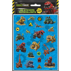 Dinotrux Dinotrux Sticker Sheets [4 per Pack]