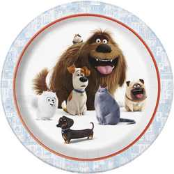 Secret Life of Pets, The The Secret Life of Pets 9 Inch Dinner P