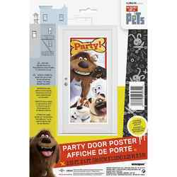 Secret Life of Pets, The The Secret Life of Pets Party Door Post
