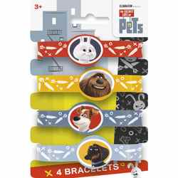 Secret Life of Pets, The The Secret Life of Pets Stretchy Bracel