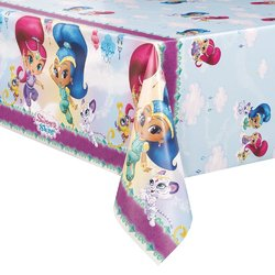 Shimmer and Shine Shimmer and Shine Plastic Table Cover