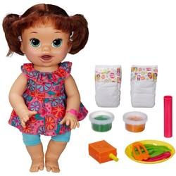 Hasbro Baby Alive Snackin Sara [Brunette]