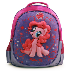 My Little Pony My Little Pony Deluxe 3D School Backpack