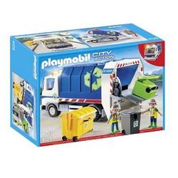 Playmobil Playmobil Recycling Truck with Flashing Light [4129]