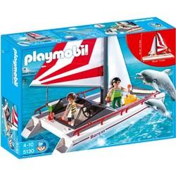 Playmobil Playmobil Catamaran with Dolphins [5130]