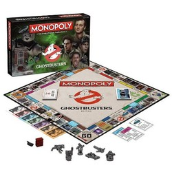 Pokemon Monopoly: Ghostbusters Edition