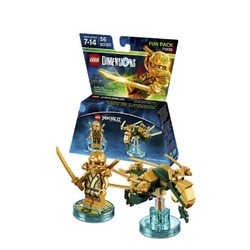 Lego LEGO Dimensions Ninjago - Lloyd's Golden Dragon [71239]