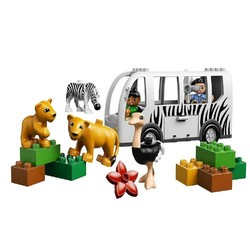 Lego LEGO - Duplo Zoo Bus [10502 - 19 pcs]