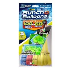 Zuru Bunch O Balloons Water Balloons 100 balloons in 60 Seconds