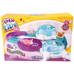 Little Live Pets Little Live Pets Lil' Mouse House Trail