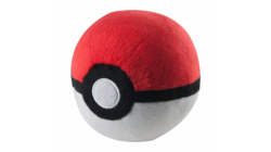 Pokemon Pokemon 5 Inch Plush Poké Ball