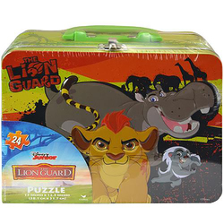 Lion Guard, The The Lion Guard 48-Piece Puzzle in Tin Box