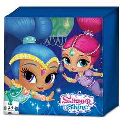 Shimmer and Shine Shimmer and Shine 24 Piece Puzzle