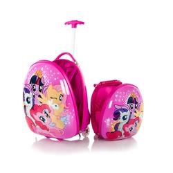 Heys Heys My Little Pony Kids Backpack and Luggage Set