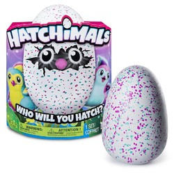 Category: Dropship Toys And Games, SKU #30353210, Title: Hatchimals Pengualas Pink/Teal Egg