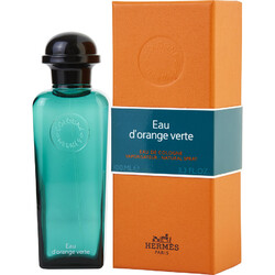 Hermes HERMES D'ORANGE VERT by Hermes (MEN)
