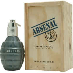 Gilles Cantuel ARSENAL BLUE by Gilles Cantuel (MEN)