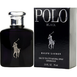 Ralph Lauren POLO BLACK by Ralph Lauren (MEN)