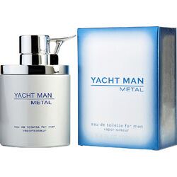 Myrurgia YACHT MAN METAL by Myrurgia (MEN)