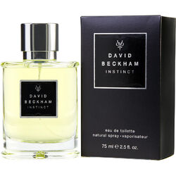 David Beckham DAVID BECKHAM INSTINCT by David Beckham (MEN)