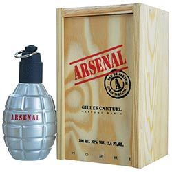 Gilles Cantuel ARSENAL GREY by Gilles Cantuel (MEN)
