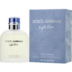 Dolce & Gabbana D & G LIGHT BLUE by Dolce & Gabbana (MEN)