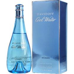 Davidoff COOL WATER by Davidoff (WOMEN)