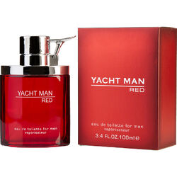 Myrurgia YACHT MAN RED by Myrurgia (MEN)
