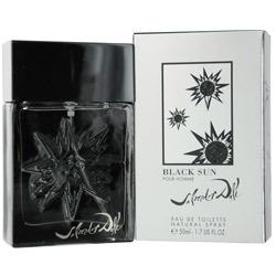 Salvador Dali BLACK SUN by Salvador Dali (MEN)
