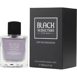 Antonio Banderas SEDUCTION IN BLACK by Antonio Banderas (MEN)