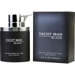 Myrurgia YACHT MAN BLACK by Myrurgia (MEN)