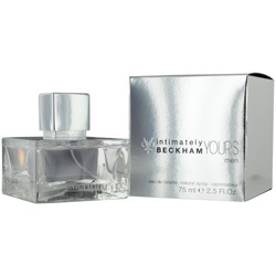 David Beckham INTIMATELY YOURS BECKHAM by David Beckham (MEN)