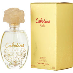 Parfums Gres CABOTINE GOLD by Parfums Gres (WOMEN)