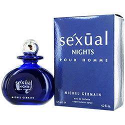 Michel Germain SEXUAL NIGHTS by Michel Germain (MEN)