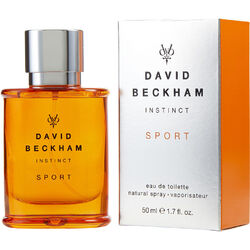 David Beckham DAVID BECKHAM INSTINCT SPORT by David Beckham (MEN