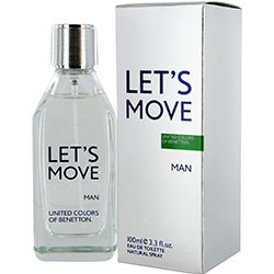 Benetton BENETTON LET'S MOVE by Benetton (MEN)