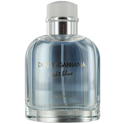 Dolce & Gabbana D & G LIGHT BLUE LIVING STROMBOLI POUR HOMME by