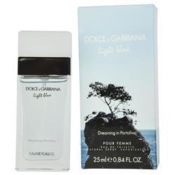 Dolce & Gabbana D & G LIGHT BLUE DREAMING IN PORTOFINO by Dolce