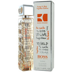 Hugo Boss BOSS ORANGE CHARITY by Hugo Boss (WOMEN)