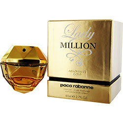 Paco Rabanne PACO RABANNE LADY MILLION ABSOLUTELY GOLD by Paco R