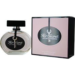 Antonio Banderas HER SECRET by Antonio Banderas (WOMEN)
