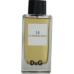 Dolce & Gabbana D & G 14 LA TEMPERANCE by Dolce & Gabbana (WOMEN