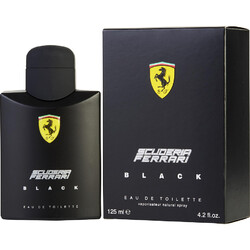 Ferrari FERRARI SCUDERIA BLACK by Ferrari (MEN)