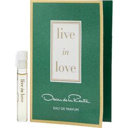 Oscar de la Renta OSCAR DE LA RENTA LIVE IN LOVE by Oscar de la