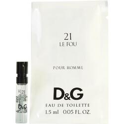 Dolce & Gabbana D & G 21 LE FOU by Dolce & Gabbana (MEN)